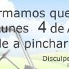 PINCHADO DE GREENS (TARIFA ESPECIAL)